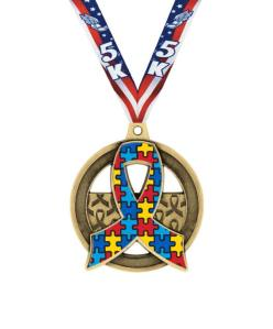 This year's medal for Pre-Registered participants!